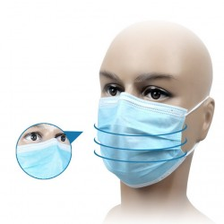 Medical disposable anti-bacterial mask 50 pieces