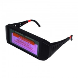 Automatic photoelectric welding glasses - solar - auto darkening eye goggle