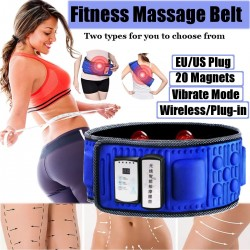 electric slimming belt - lose weight fitness - massage times sway vibration abdominal belly