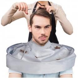 Hair Wrap - DIY Hair cutting cloak - salon cape