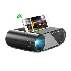 Mini projector - portable video beamer - 1280x720
