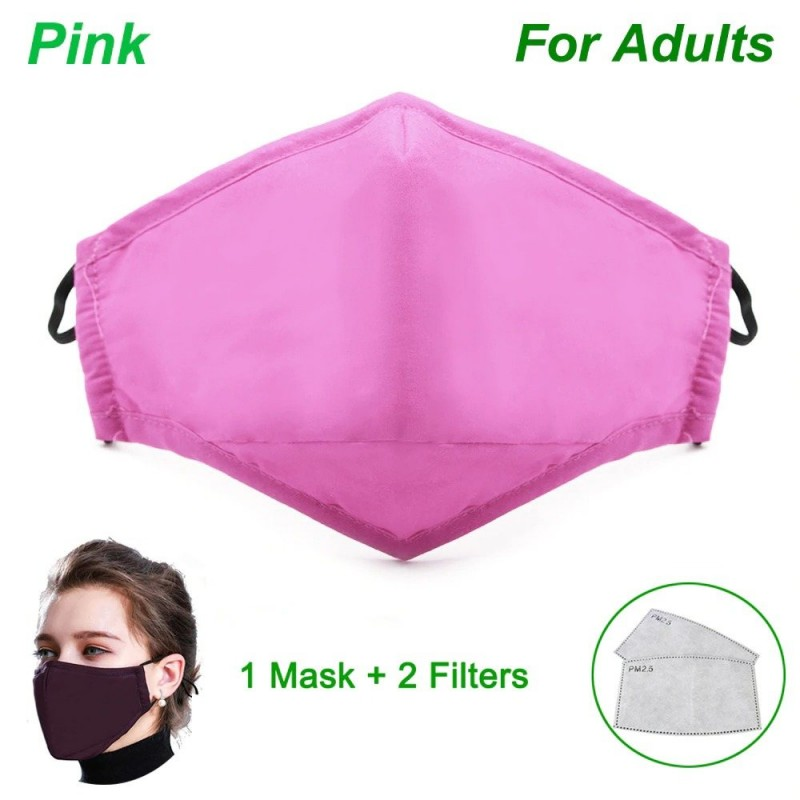 PM25 Activated carbon filter cotton mouth mask - anti dust - windproof