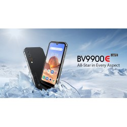Blackview BV9900E Global Bands - dual sim - 5.84 inch - NFC - Android 10 - 6GB 128GB - Helio P90 - 4380mAh - 4G