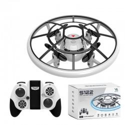 S122 Mini Drone - Colorful LED Light - 3D - Flip - Headless Mode