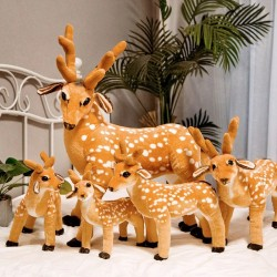50 - 60 - 75 cm plush reindeer - deer - toy