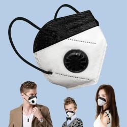 Reusable - KN95 - FFP2 - Mask - 5 Layer Protection