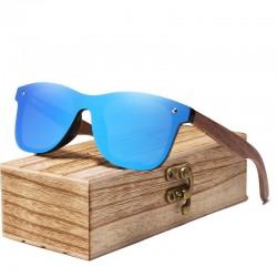 Sunglasses - polarized - walnut wood