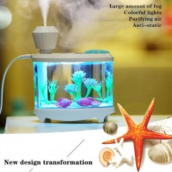 Air Humidifier - 460ml - Aroma Oil