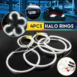 Angel eyes halo rings - lights - led - bmw e36 - 4pcs