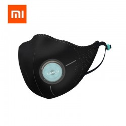 Xiaomi Airpop - 360 degree - PM2.5 - anti-bacterial face / mouth mask - air valve - adjustable