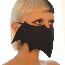 Bat style face mask - reusable - washable