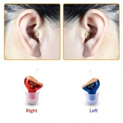 Q10 hearing aid -  adjustable - wireless - invisible - sound amplifier