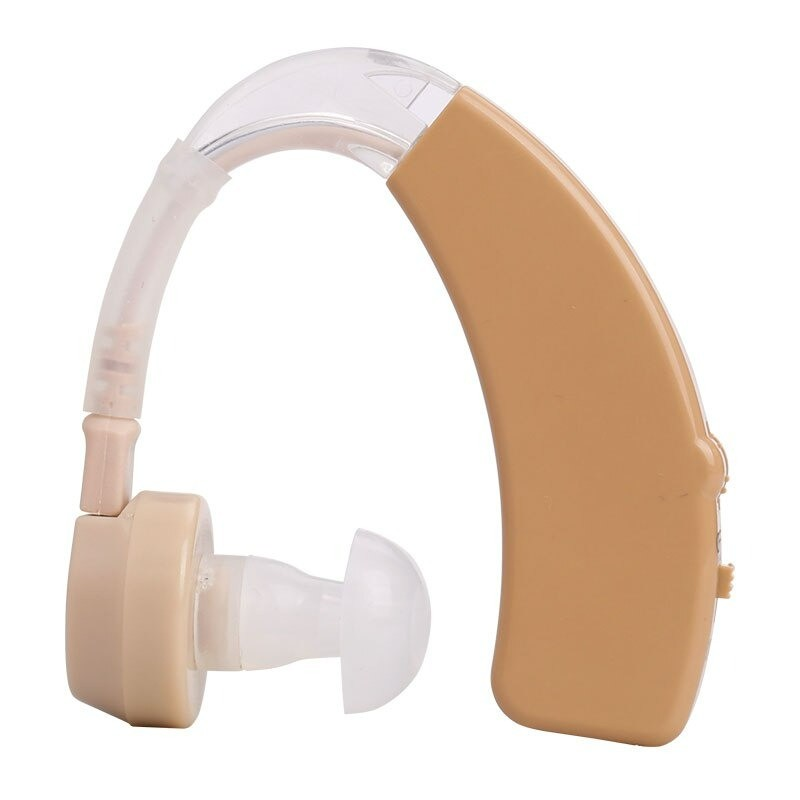 Mini hearing aid - sound amplifier - rechargeable - rotatable - USB