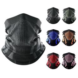 Thermal face balaclava / scarf - breathable mask - cycling / hiking / skiing