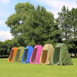 Portable pop-up tent - privacy / shower / toilet - camping shelter - UV protection
