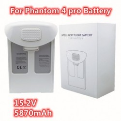 For DJI Phantom 4 Advanced 4Pro V2.0 RTK high capacity intelligent flight battery 5870mAh New OEM DJI drone accessories
