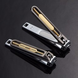 Stainless Steel Cuticle Nail Clipper