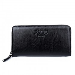 PU Leather Long Large Capacity Wallet