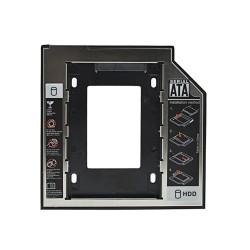 "9.5mm universal SATA Caddy SSD HDD 3.0 2.5"" case hard drive disk enclosure"