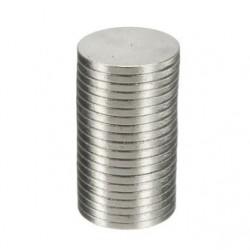 N50 Neodymium Magnet Strong Round Disc 10 * 1mm 100pcs