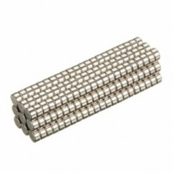N35 Neodymium Magnet Strong Disc 2 * 1mm 200pcs