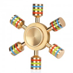 Rainbow Metal Fidget Spinner Hand Spinner |