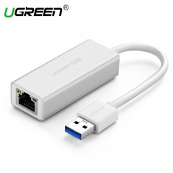 Original Ugreen USB 3.0 to RJ45 Lan Network Card Ethernet Adapter