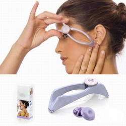 Epilator - facial hair removal