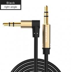Car AUX 35mm jack audio cable