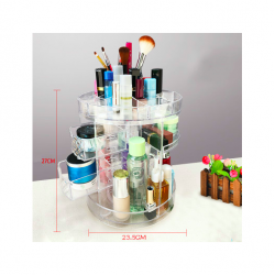 360 rotating jewellery & makeup storage box organizer