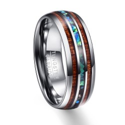 Luxury men's ring