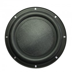 "10"" bass passive speaker with frame 257mm - radiator auxiliary"