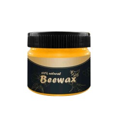 Beewax for furniture care and polishing - waterproof